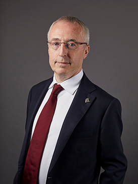 Sir Martin Donnelly - President, Boeing Europe, Managing Director, Boeing UK and Ireland