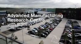 Advanced Manufacturing Research Center with Boeing