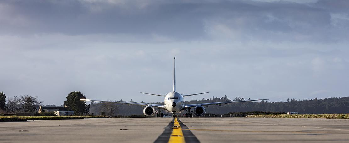 Boeing: Boeing UK - RAF Lossiemouth