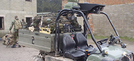 DSEi 2011: Boeing presents the new Assisted Carriage System (ACS)