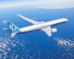 Boeing launches the 787-10 Dreamliner