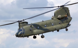The new Chinook Mark 6