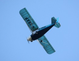 Student-built airplanes fly at Farnborough Airshow