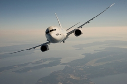 Marshall Aerospace and Defence Group receive Boeing Supplier of the Year award for their work on the P-8.